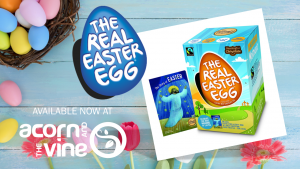 The Real Easter Egg Available Now Acorn And The Vine